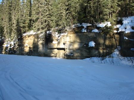 Groat Creek Rock 003