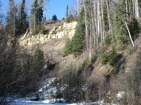 Groat Creek Rock 014