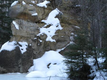 Groat Creek Rock 017