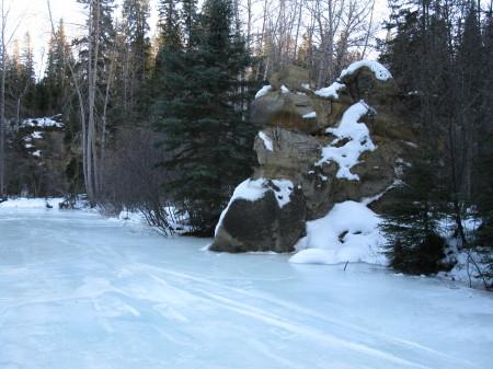 Groat Creek Rock 018