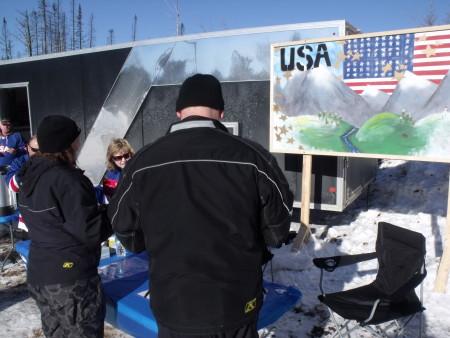 USA Checkpoint