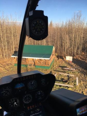 Dan & Dave Turcotte - Summit Cabin